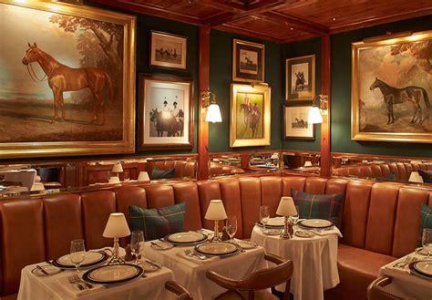 polo bar   york  english room