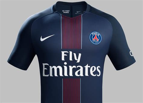 psg 16 17 home kit released footy headlines