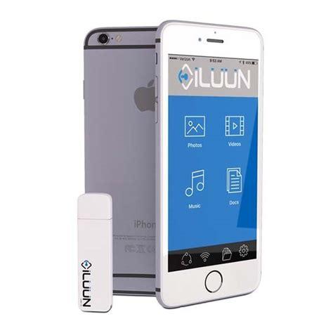 Wifi Flash Media iluun air wireless usb flash drive works with ios android and computers gadgetsin