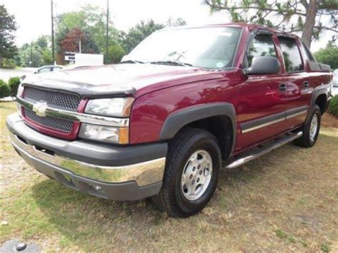 old car manuals online 2004 chevrolet avalanche 1500 on board diagnostic system buy used 2004 chevrolet avalanche 1500 in 1010 old us hwy 1 southern pines north carolina