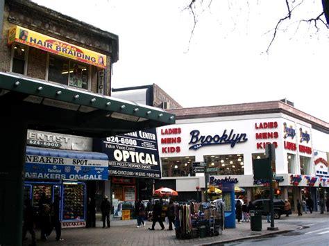 Cold Comfort Fulton Street Mall Downtown Brooklyn