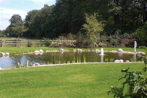 Garten U Landschaftsbau by Garten U Landschaftsbau Teichanlage