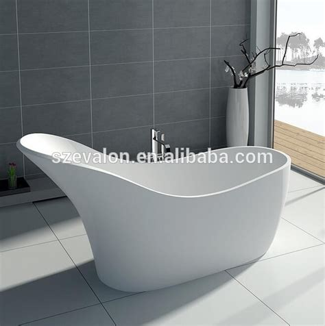 bathtub 1400mm stone resin bath 1400mm round freestanding bath stone