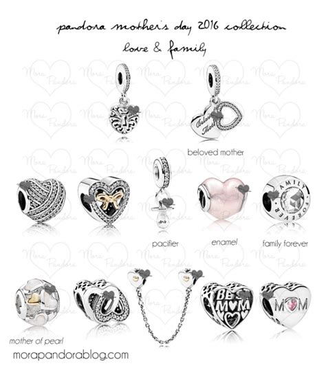 Pandora Mother's Day 2016 Collection Preview (Updated)   Mora Pandora