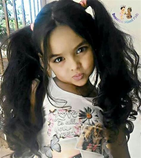Hairstyles For Mixed Babies by Best 25 Mixed Hairstyles Ideas On Mixed