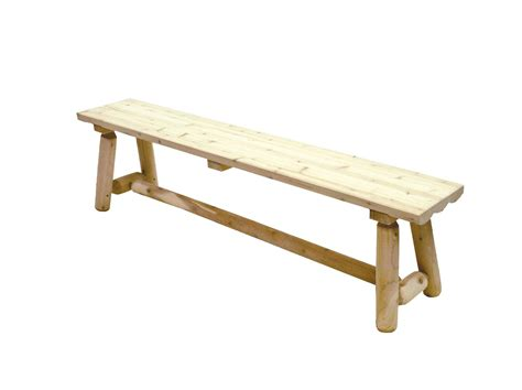 log benches outdoor outdoor 5 5 rustic log bench