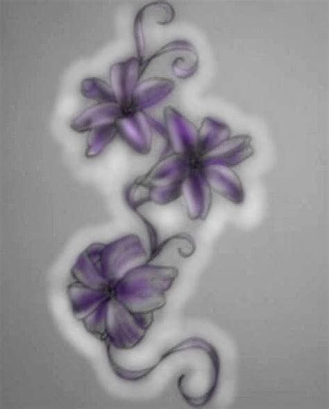 hyacinth tattoo designs hyacinth designs hyacinth design colour by