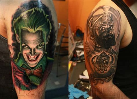 delhi s best tattoo artists sup delhi
