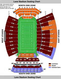 tech stadium map techsideline stadium seating chart
