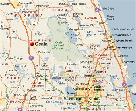 map of ocala florida ocala weather related to real estate listings of homes for