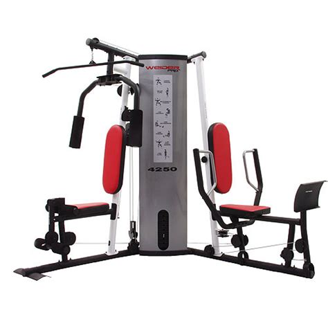 weider pro 4250 home ehow uk