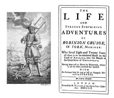 libro the title the story robinson crusoe wikipedia