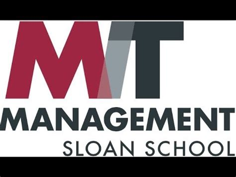 V Sloan Mba by The Mit Sloan Mba