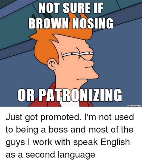 Brown Noser Meme