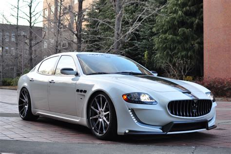 maserati quattroporte kit design kit for maserati quattroportefairy