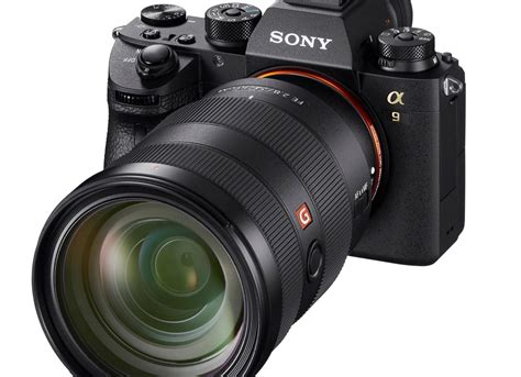 sony alpha price sony alpha a9 fe 100 400mm f 4 5 5 6 gm lens officially
