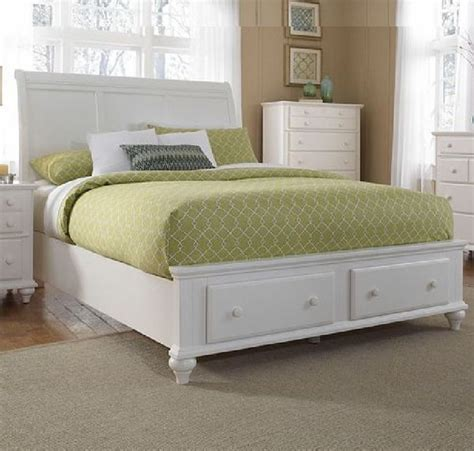 bedroom sets with storage beds broyhill furniture hayden place queen storage sleigh bed