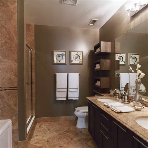 dark colored bathroom designs how to make a small bathroom look bigger part 1 home