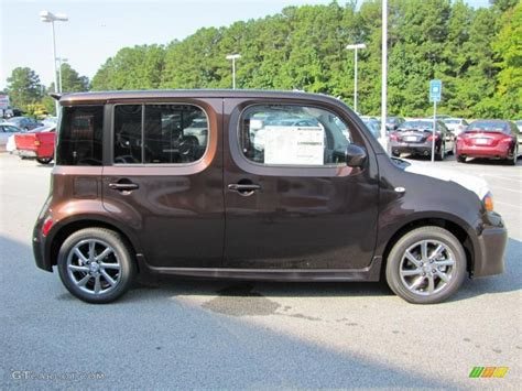 2010 nissan cube interior 2010 bitter chocolate pearl nissan cube krom edition