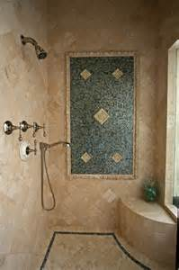 San Diego Sofas Tile Bathroom Shower Mediterranean Bathroom San