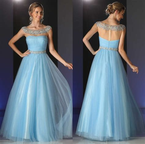 Light Blue Wedding Dress by Get Cheap Light Blue Wedding Dress Aliexpress