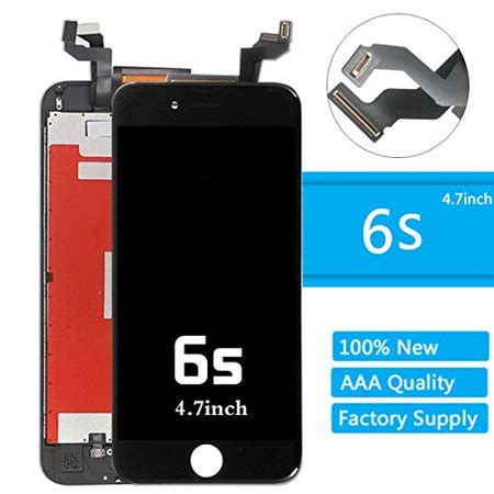 iphone 6s lcd screen replacement 4 7 inch display touch digitizer assembly repair kit by mr