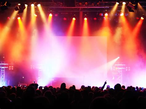 background event welcome to sr events audio visual lighting