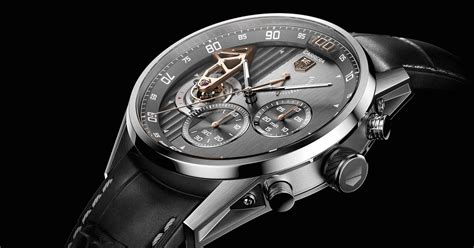 Tag Heuer tag heuer to make with intel in apple