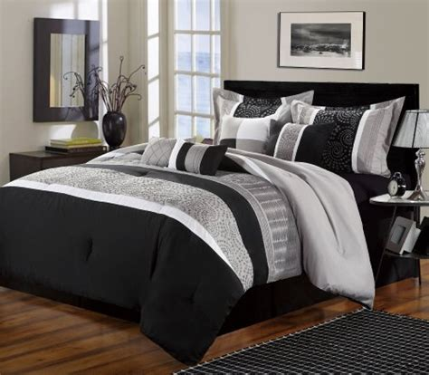 black white and gray bedding an exercise in versatility modern black white and grey