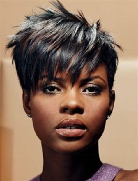 hairstyles for black women with square face 45 ravishing african american short hairstyles and