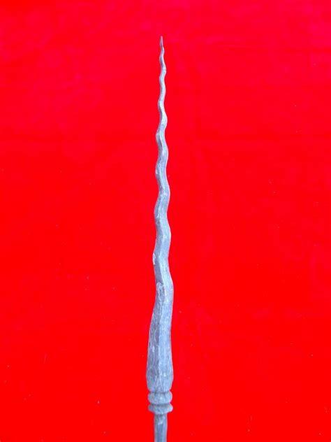Cacing Kanil tombak pusaka cacing kanil luk 17 pusaka dunia