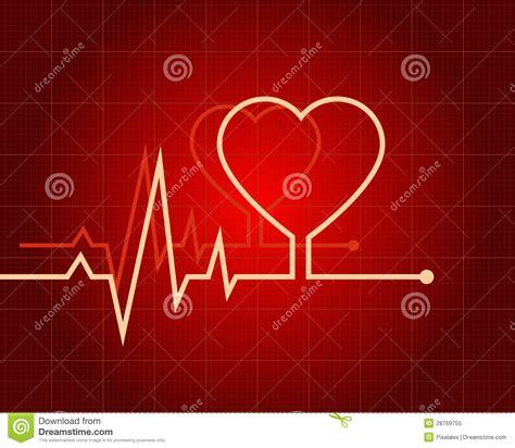 heart ecg pattern ecg heart shaped royalty free stock photo image 28769755
