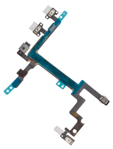 iphone 5 power knopf defekt power flexkabel modul f 252 r apple iphone 5 powerbutton