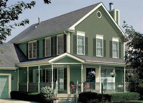 green colored houses exterior house colors 7 shades that scare buyers away