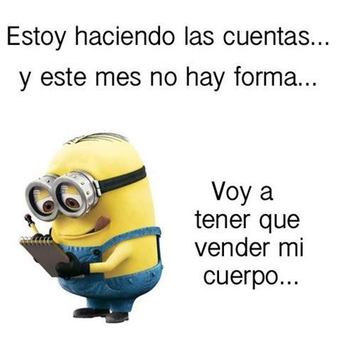 Memes De Los Minions En Espaã Ol - estoy haciendo las cuentas minion minions pinterest