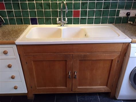 free standing kitchen sink unit freestanding kitchen sink unit pippy oak freestanding