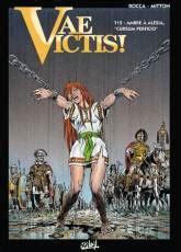 Vae Victis 1 Ambre Le Banquet De Crassus Sceneario Com