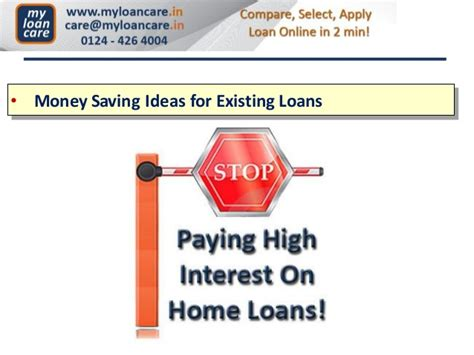 housing loan takeover 4 steps to choose a home loan ways to save money on loans