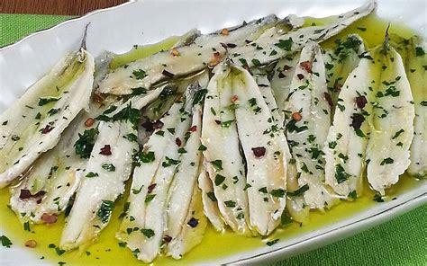 trota come cucinarla la ricetta napoletana delle alici marinate voce di napoli