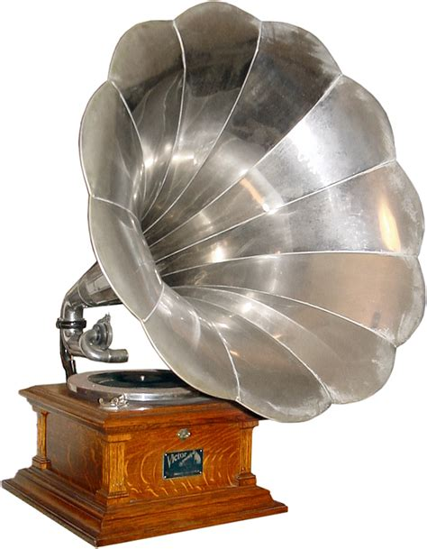 Gramaphone Victor Pin Gramophone Record Phonograph Vinyl On