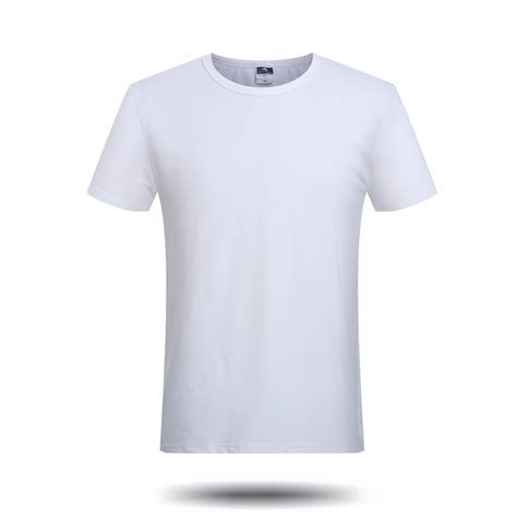 Tshirtt Shirt Cr7 A brand new solid white blank t shirt boys casual sleeve shirts soft comfortable modal o