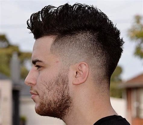 fohawk hairstyle fohawk fade 15 coolest fohawk haircuts and hairstyles