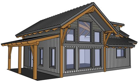 small a frame house plans free house plans