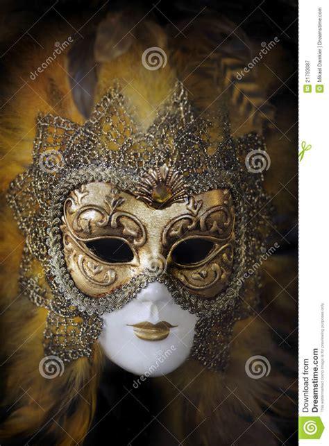 traditional venetian carnival mask venice italy