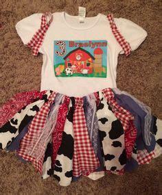 farm themed birthday outfit cowgirl tutu outfit farm party tutu outfit 1st birthday