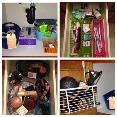organize bathroom drawers organize bathroom drawers pinterest crafts