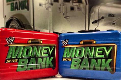 kbw money in the bank right angles money in the bank ladder matches cageside