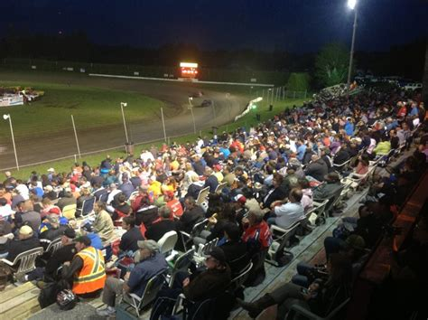 cornwall motor speedway mario clair wins 2 of canadian nationals at