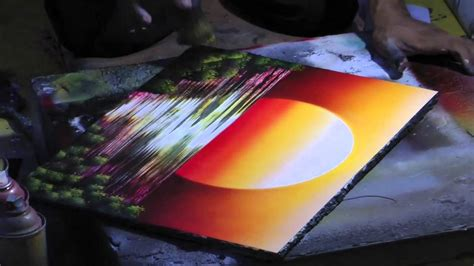 spray paint in mexico 20 best speed painting demonstration from the masters