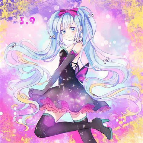 Dompet Print Hatsune Miku Vocaloid 1 hatsune miku 1983962 zerochan
